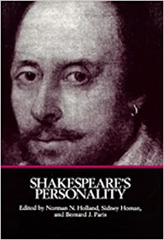 Book Shakespeare's Personality