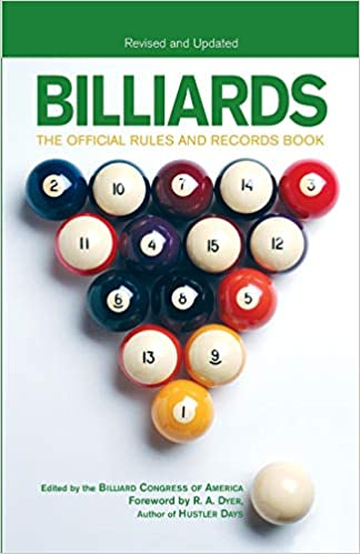Billiards, Revised and Updated: The Official Rules And Records Book: Amazon.es: Billiards Congress of America, Dyer, R. A.: Libros en idiomas extranjeros