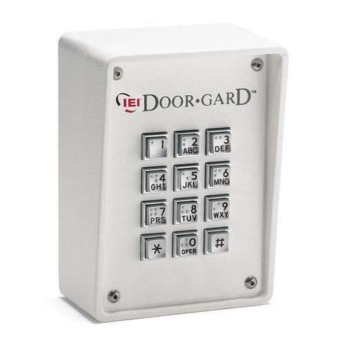 IEI International Electronics 212R Rugged Heavy Duty Keypad (Electronics International)