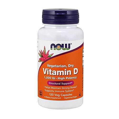 NOW Vitamin 000 Dry Capsules