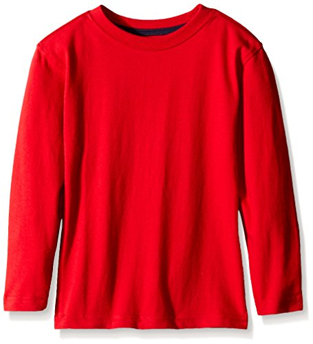 Look Long Sleeve Crew Shirt - 4