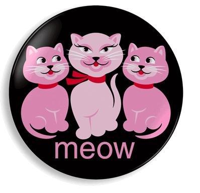 Jane Jenni Melamine Plate - Cats Meow: Amazon.co.uk: Kitchen & Home