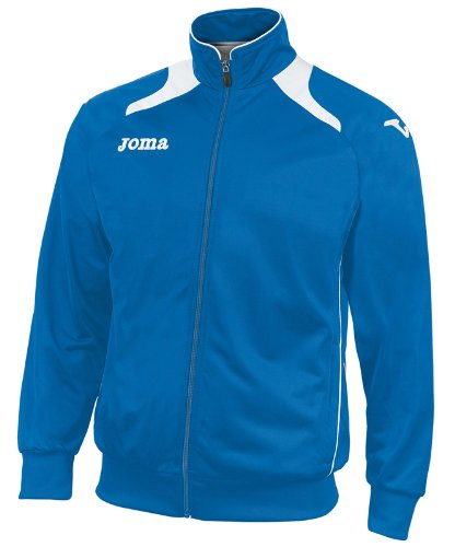 Joma Champion II - Sudadera unisex Azul royal / Blanco