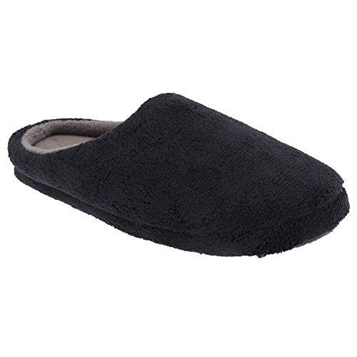 On Fleece Classic Universal Slippers Slip Textiles Navy Mens xqvxwX6EZ