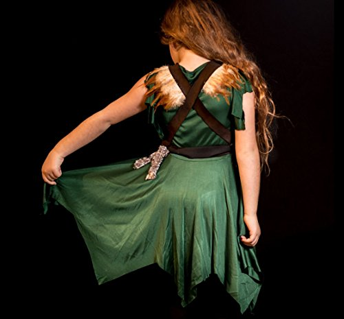 Green Dress, Fairy Costume, Fairy -