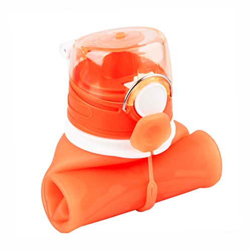 ITYYT Silicone Collapsible Bottle Outdoors product image