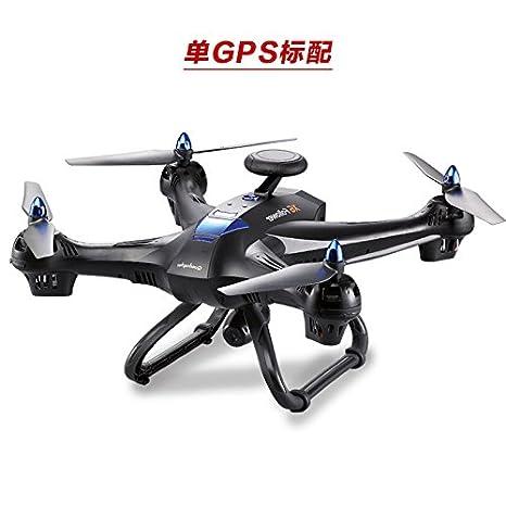 Zantec helicóptero altura avión double GPS 5.8G Graph control con remoto: Amazon.es: Hogar