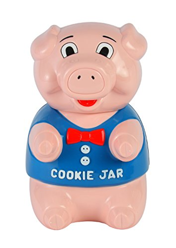 MGD Oinking Pig Jar<br>6.4 x 7.4 x 10 inches