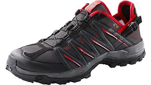 nbsp;magnétique noir 0 Lakewood Fée Chaussures Magnet fiery rouge Salomon Red 0 black wxq1fnaUFT