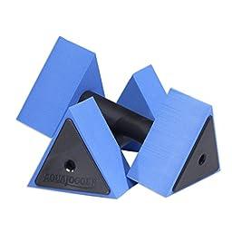 Aqua Jogger Aqua Fitness Medium Resistance Delta Bells