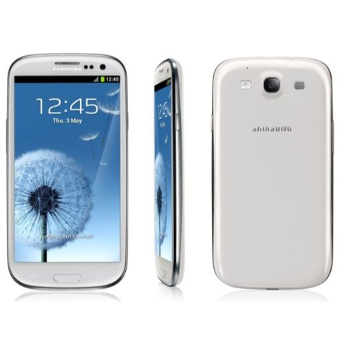 TAMO Samsung Galaxy S3 2200mAh Protective Extended Battery Case - Retail Packaging - White by TAMO