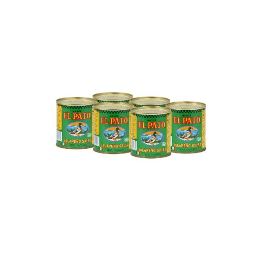 El Pato Jalapeno Salsa 7.75 oz. (6-Pack)