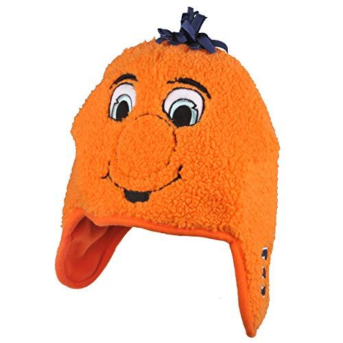 Syracuse Mascot Plush Tassel - Team Hat Mascot