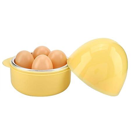 Hervidor de Huevos de 4 Cavidades Cocedor de Huevos ...