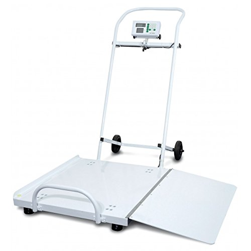 MARSDEN Portable Wheelchair Weigher with BMI - M-620 - With Printer