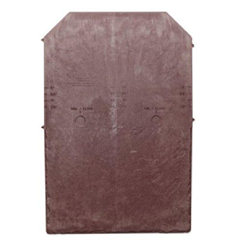Plastic slates / Roof Tiles / Roof Shingles - Various Colours (Pewter Grey) Tapco Slate