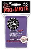 Ultra Pro 50ct Pro-Matte Purple Standard Deck Protectors