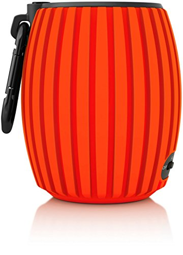 Philips SoundShooter Wireless Bluetooth Portable Speaker SBT30ORG/27 (Orange) (Discontinued by Manufacturer)