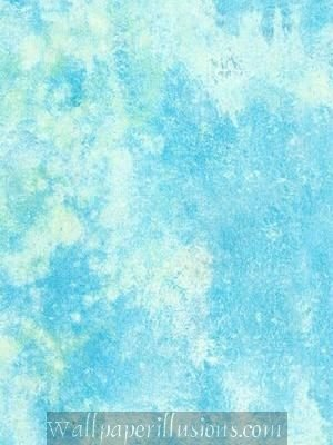 (5815427 Ocean Blue Hearthstone for Kids Paper Illusions Wallpaper Torn Faux Finish Wallpaper 85 Square Feet Roll)
