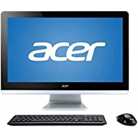 Acer Aspire 19.5 All-in-One Desktop (FHD 1080P Display, Intel Celeron N3150 Quad-core up to 2.08 GHz CPU, 4GB RAM, 500GB HDD, DVDRW, 802.11ac WiFi, Windows 10 Home) (Certified Refurbished)