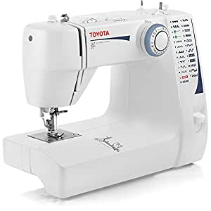 TOYOTA Heavy-Duty Metal Interior FSG325 (FSG 325) Sewing Machine with 25 Built-In Stitches