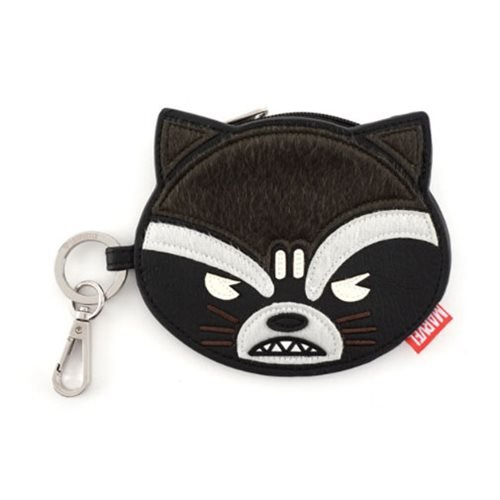 Loungefly Guardians Of The Galaxy Rocket Face Coin (Face Coin Purse)