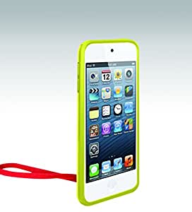 Poetic Atmosphere Case Cover for Apple iPod Touch 5 5G 5th Generation (CLEAR / YELLOW) - 2012 NEWEST MODEL