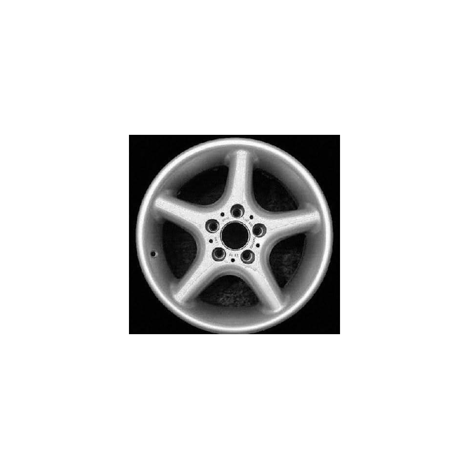 com 93 BMW M5 ALLOY WHEEL RIM 17 INCH, Diameter 17, Width 8 (5 SPOKE