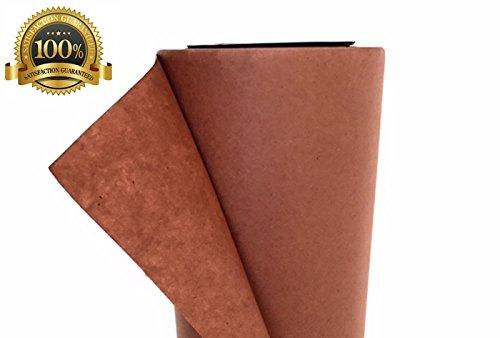"Anders General Store Pink Butcher Kraft Paper Roll – 18"" x 175' + FREE eBook 