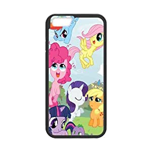 FOR Apple Iphone 6 Plus 5.5 inch screen Cases -(DXJ PHONE CASE)-My Little Pony Series-PATTERN 13