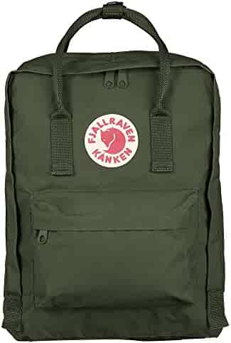 Fjallraven Kanken Backpack (Forest Green)