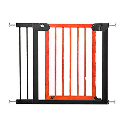 Bed Rails LHA Railing, Child Safety Door Baby Guardrail Pet Fence Fence Door Railing (Size: 76-83CM) Child Double Ded