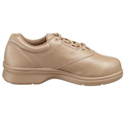 Smooth Walker Women's Shoe Propet Vista Taupe Comfort W3910 xTHWO