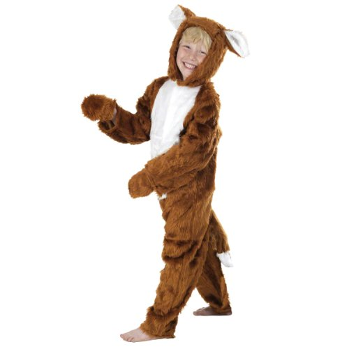 Fox Costume for Kids 6-8 Yrs ()