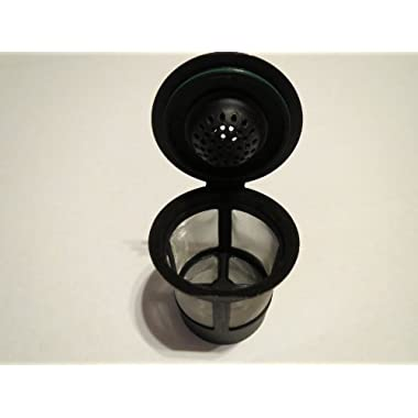 Reusable Coffee Filter for Keurig, replacement for Cafe Cup, My K-Cup,