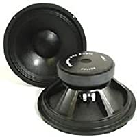 Podium Pro PP101 10-Inch Pair Subwoofer Pro Audio DJ PA Karaoke Band Replacement
