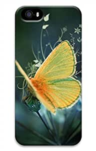 iPhone 5 5S Case Only Beautiful Hd Butterfly Funny Lovely Best Cool Customize iPhone 5 Cover