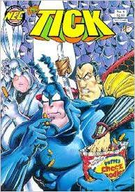 The Tick #5: Early Morning of a Million Zillion Ninjas: Ben ...