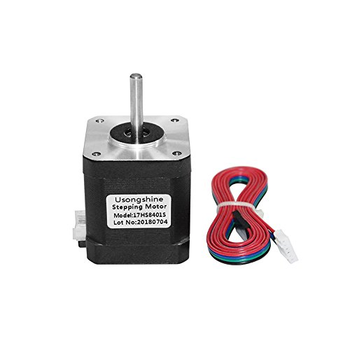48mm Nema17 Stepper Motor 42 motor Nema 17 motor 42BYGH 48MM 1.7A (17HS8401S) motor for 3d printer motor CNC XYZ