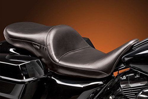 08-14 HARLEY FLHX2: Le Pera Maverick Seat (BLACK)