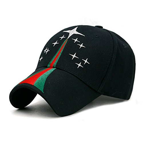 b6ebc0f6787b Amazon.com   ALWLj New Casual Embroidery Baseball Caps Men Women Snapback  Hat Comfortable Baseball Casquette Homme Drake Hat Cap, A   Sports    Outdoors