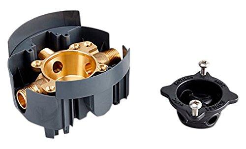 Na Inlet (Kohler K-8300-K-NA Universal Rite-Temp VALVE Rough Valve Body Rough-In with Universal Inlets)