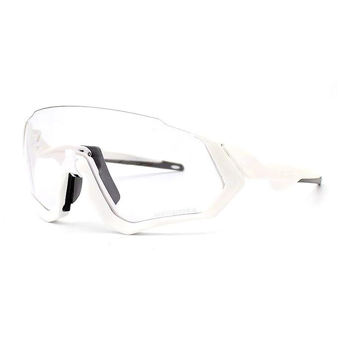 ZoliTime 2018 nuevas gafas de sol de ciclismo kit de gafas de ciclismo fotocromáticas de transición