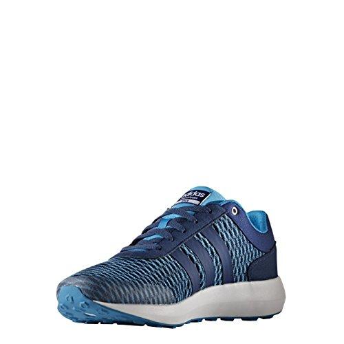 Adidas cloudfoam Race–Chaussures de sport pour homme, Bleu–(azusol/azumis/Ftwbla) 46