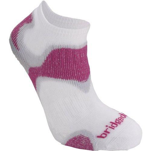Bridgedale Women's Speed Diva Socks, Dusky Pink, Medium