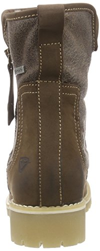 Boots Short Lined Warm Women's Brown Braun Tamaris Length Classic 304 26466 mocca Xnq4HTWxwp