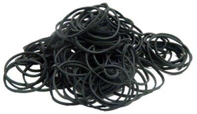 Element Tattoo Supply Black Rubber Bands 500 pack for Machine Needles (Black Tattoo Machine)