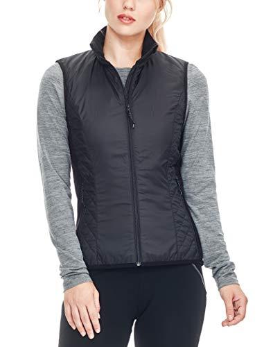 Vest Mujer Helix Chaleco Negro Ice Breaker ExqYRwpqS