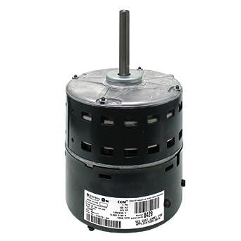 51 24373 00 oem upgraded rheem ecm blower motor 1 3 hp for Ecm blower motor tester