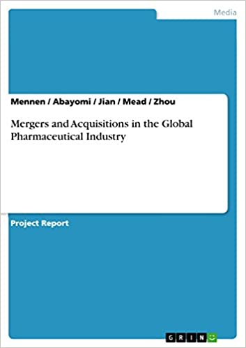Last ned ebøker til ipad miniMergers and Acquisitions in the Global Pharmaceutical Industry B00C7I77LI (Norsk litteratur) ePub
